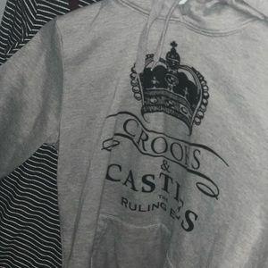 crooks and castles hoodie